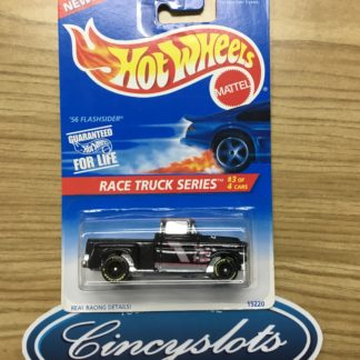Hot Wheels 56 Flashsider Race Truck Series 3 of 4. B1