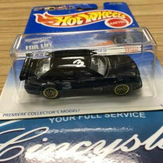 Hot Wheels 1997 First Editions Mercedes Benz 10 of 12.
