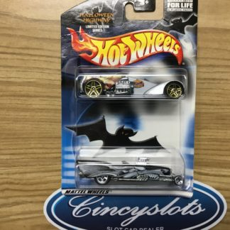 Hot Wheels Halloween Highway 2 pack with 57 Roadster. B1