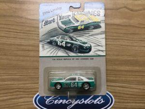 Hot Wheels Elmo Langley Replica of 1991 Legends.