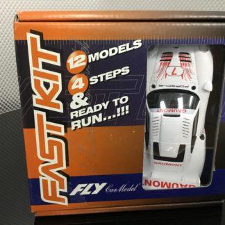 Fly 88236 Porsche 911 GT1 Silverstone EP0019. 1/32 Slot Car.