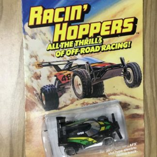 TYCO Racin' Hoppers Dune Buggy HO Slot Car #27.