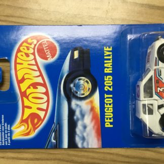 Hot Wheels European Release Peugeot 205 Ralle #3 2307.