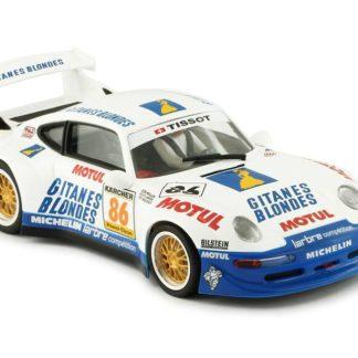 Revoslot RS0017 Porsche 911 GT2 GITANES 1/32 Slot Car.