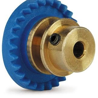 Slot.it SIGI26bz Inline crown gear