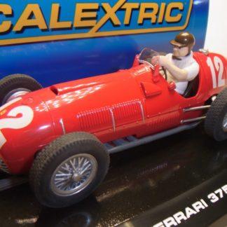 Scalextric C2803 Ferrari 375 F1 #12 1/32 Slot Car.