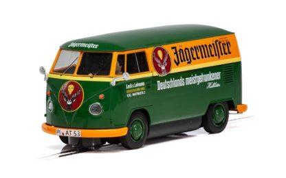 Scalextric C3938 VW Jagermeister Van Bus 1/32 Slot Car