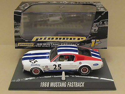 Pioneer P029 1968 Ford Mustang Fastback.