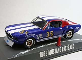 Pioneer P030 1968 Ford Mustang Fastback.