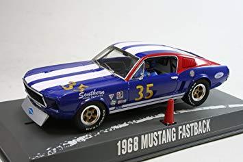 Pioneer P030 1968 Ford Mustang Fastback.