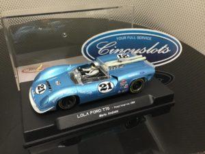 Thunderslot CA00203SW LOLA T70 CAN AM Mario Andretti #21.