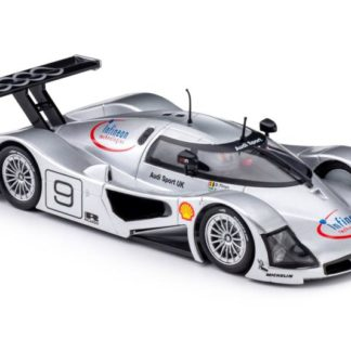 Slot.it CA12d Audi R8C #10 Presentation Anglewinder. 1/32 Slot Car.