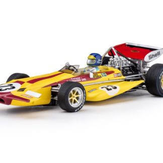 Policar CAR04c March 701 Monaco GP 1970 #23 1/32 Slot Car.
