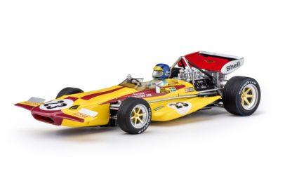 Policar CAR04c March 701 Monaco GP 1970 #23 1/32 Slot Car.
