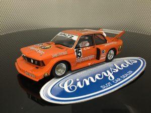 Monogram Revell Jagermeister BMW 320i 1/32 Slot Car. New no box