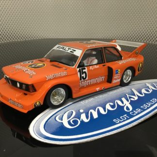 Monogram Revell Jagermeister BMW 320i 1/32 Slot Car. New no box