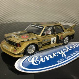 Monogram Revell 8378 Warsteiner BMW 320i 1/32 Slot Car. New no box.