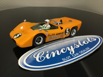 Monogram Revell 85-4838 Mc Laren Denny Hulme. 1/32 Slot Car.