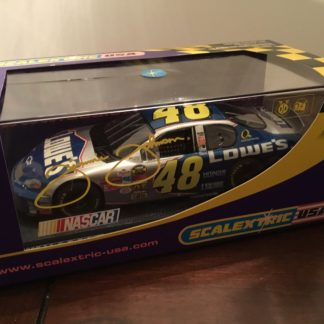 Scalextric C2598 Jimmie Johnson Hendrick Motorsports #48 1/32 Slot Car Nascar