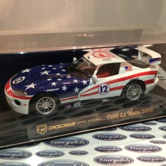 Fly A88 Chrysler Viper GTS-R 1/32 Slot Car.