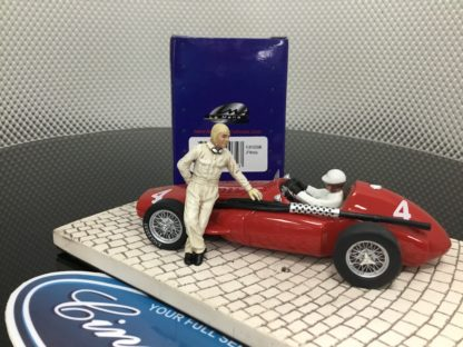 Le Mans Miniatures Jean-Pierre Wimille FLM132059. Please email for availability.