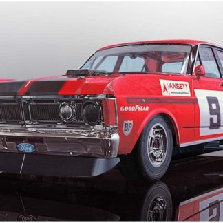Scalextric C4028 Ford XY Falcon 1/32 Slot Car.