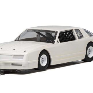 Scalextric C4072 White Chevrolet Monte Carlo Nascar 1/32 Slot Car.