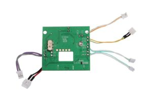 Carrera 20767 D124 Digital Decoder for 124 cars w/Flashing lights.