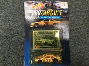Hot Wheels Pro Circuit Morgan Shepherd Nascar.  Box 3