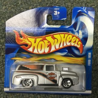 Hot Wheels European Card 1956 Ford Panel Truck. Box 4