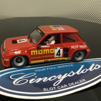 Fly 88188 A1205 Momo Renault 205 Turbo NEW No Box.