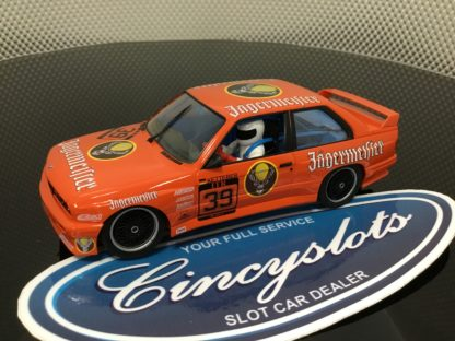 Fly 88217 A1704 BMW M3 E30 Jagermeister NEW No Box.