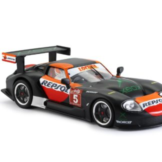 RevoSlot RS0032 Marcos LM600 GT2 No.5 Xbox. 1/32 scale slot car.