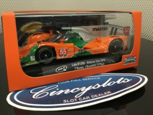 Slot.it CA39c Lola B12/80 #55 Mazda Watkins Glen 2016 1/32 Slot Car.