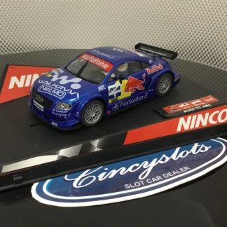 Ninco 50267 Audi TT Red Bull USED.