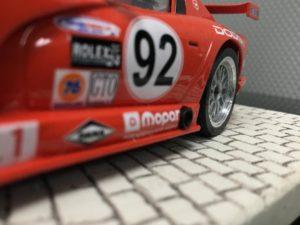 Super Tires 1502U Urethane Tires for ReveSlot Porsche, Viper, Supra.