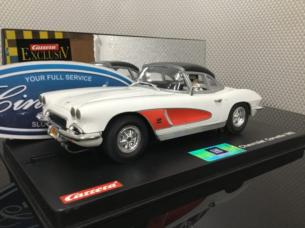 Carrera Exclusiv 20486 Chevrolet Corvette 1962.
