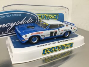 Scalextric C4039 Ford XB Falcon 1975 Bathhurst.
