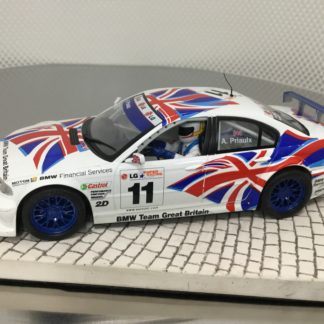 Fly BMW M3 #11 Union Jack USED