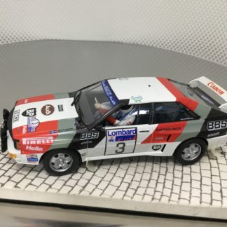 Fly Audi Quattro Rally Car USED.