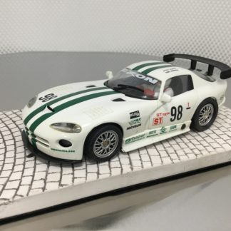 Fly Viper White with Green Stripes USED