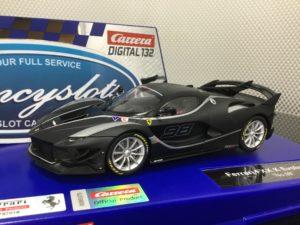 Carrera D132 30895 Ferrari FXX K Evoluzione 1/32 Slot Car.