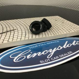 Carrera D132 Evolution Pontiac Firebird Factory Tires NEW Takeoff.