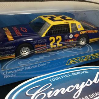 Scalextric C4038 Chevrolet Monte Carlo #22.