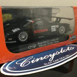 Slot.it CA05f Nissan R390 GT1 Test Car 1997 1/32 Slot Car.