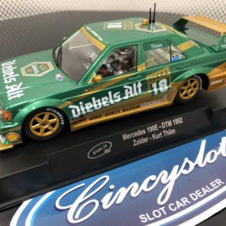 Slot.it CA44a Mercedes 190E DTM 1992 1/32 Slot Car.