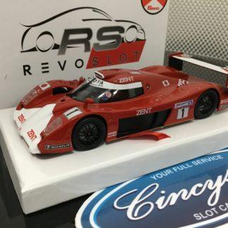 RevoSlot RS0042 Toyota GT ONE Zent 1/32 Slot Car.