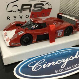 RevoSlot RS0043 Toyota GT ONE Ventura Safenet #2 1/32 Slot Car.