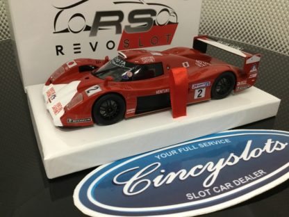 RevoSlot RS0043 Toyota GT ONE Ventura Safenet #2 1/32 Slot Car.