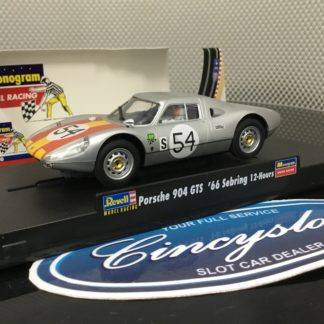 Monogram 85-4880 Porsche 904 GTS, Lightly Used.